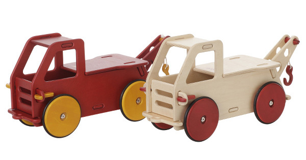 Danish by Design moover baby truck