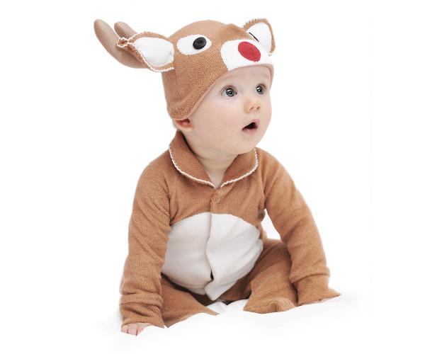 Lil Creatures reindeer suit
