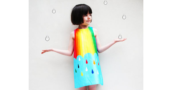 raindrops dress1
