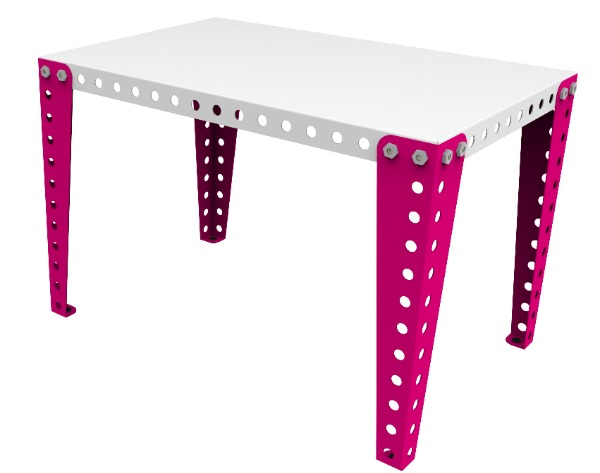 Meccano Home children's desk