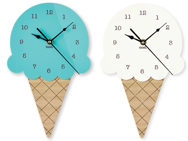 icecream clock 1