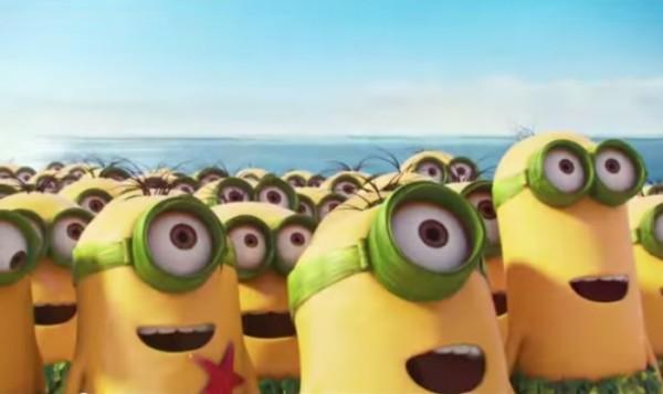Minions movie one