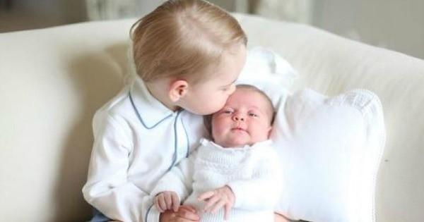 Royal siblings four