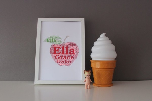 Happy Ella After Name It Print