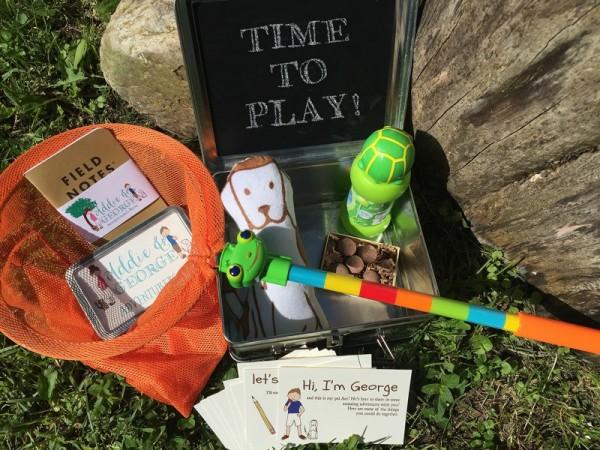 Addie & George Adventurer's Kits for Kids