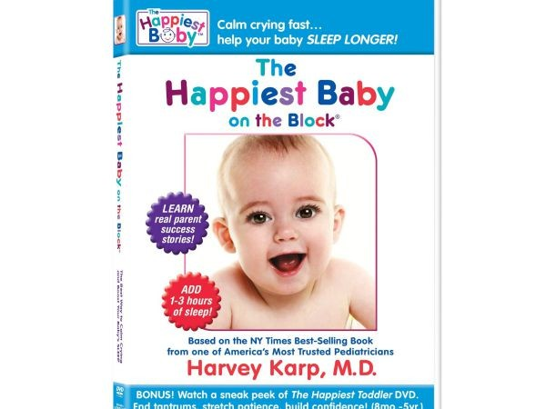 books happiest baby