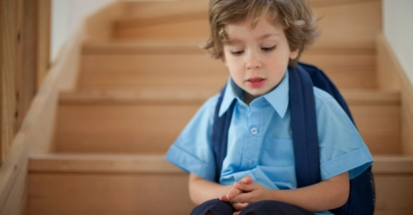 child starting school1