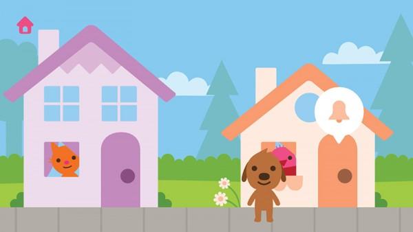 Sago Mini Friends Game 1