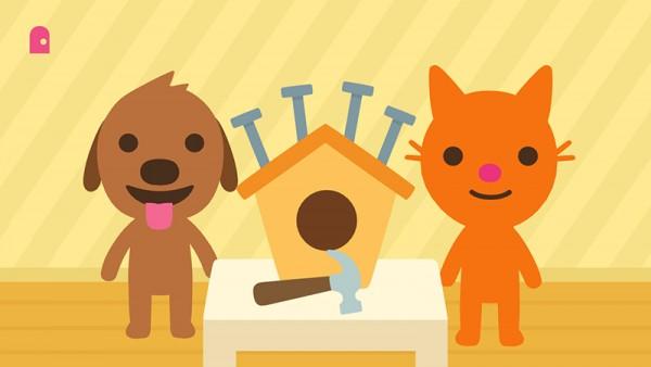 Sago Mini Friends Game 3