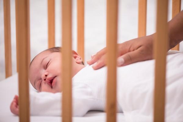 sleeping baby sl
