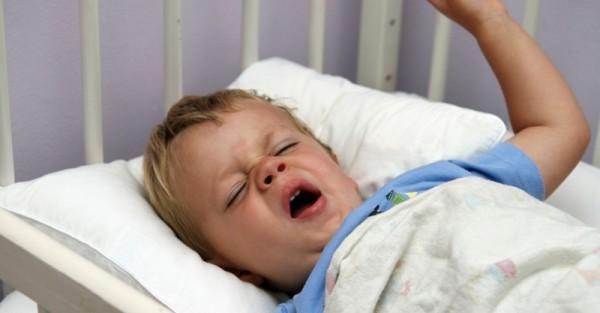 toddler tired yawn sl