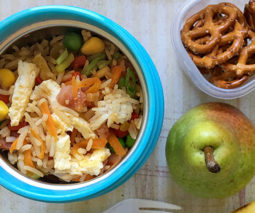 Leftovers fried rice recipe feature