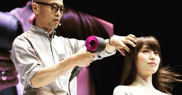 dyson hair