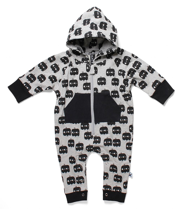 Minti Monsters romper