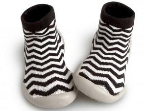 Slippers-collegien-moc-socks
