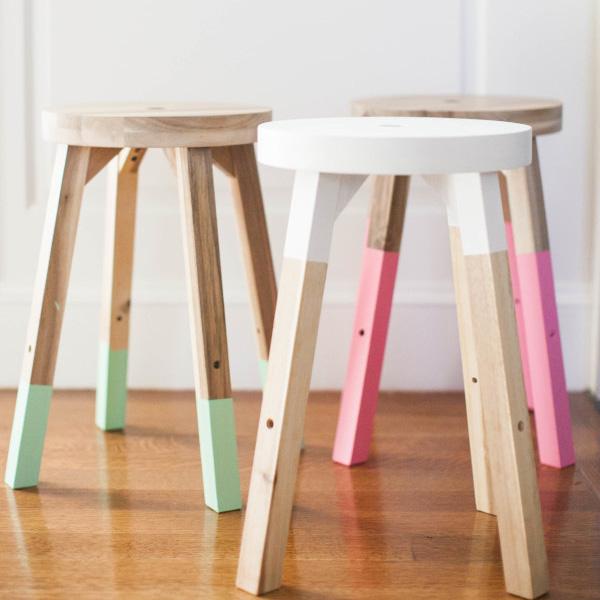 IKEA-dipped-stools