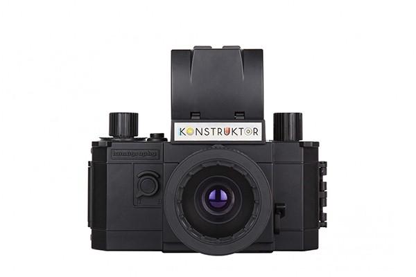 Konstructor camera