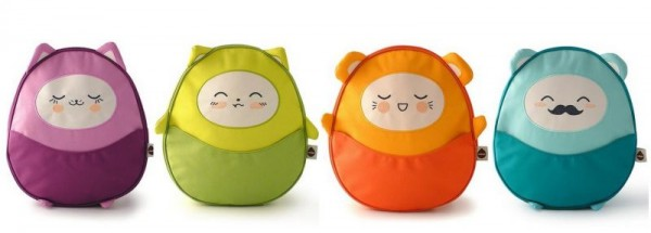 Kawaii Pac Mini Backpacks