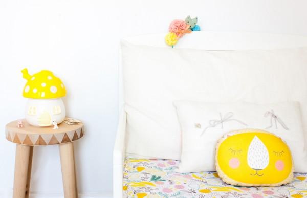 yellow little belle