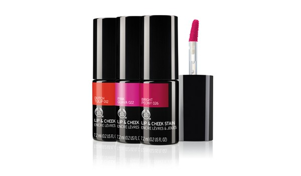 Beauty September The Body Shop Lip and Cheek Stain