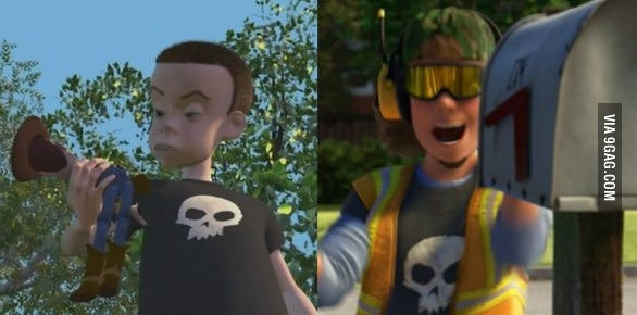 sid toy story 2