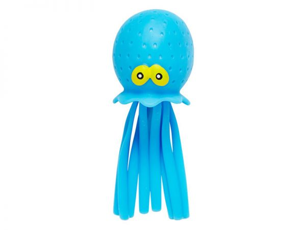 octopus bath toy