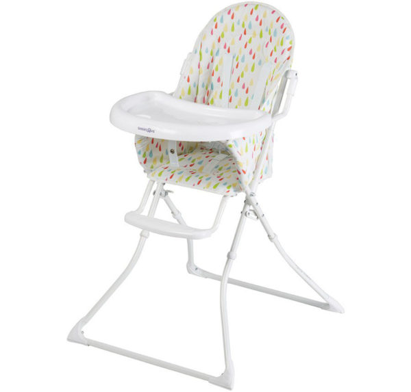 Babies R Us Raindrop Compact Highchair