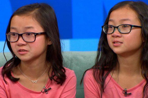 reunited twins