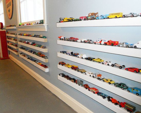 8 Stylish And Clever Ways To Display Your Kiddo S Toy Car