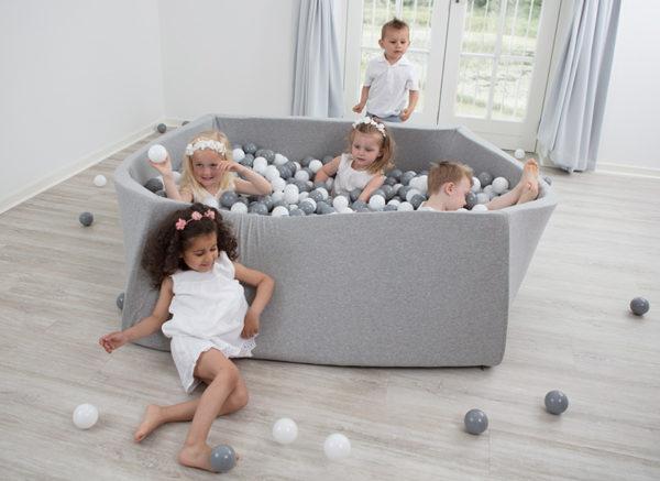 children, ball pit, balls, toys