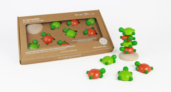wooden toy, turtles