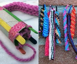 French knitting and scoobies - feature