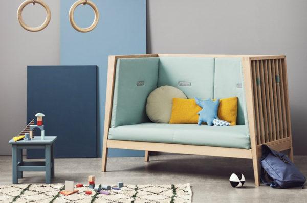 cot, sofa, nursery