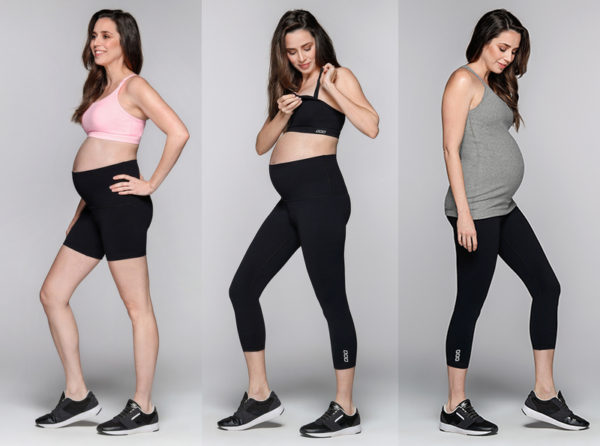 activewear, pregnancy