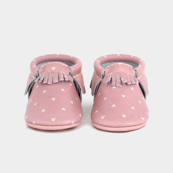 Classic Minnie Ears Moccassins