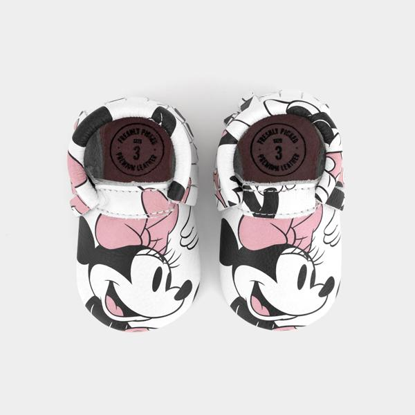 Minne Mouse Moccasins
