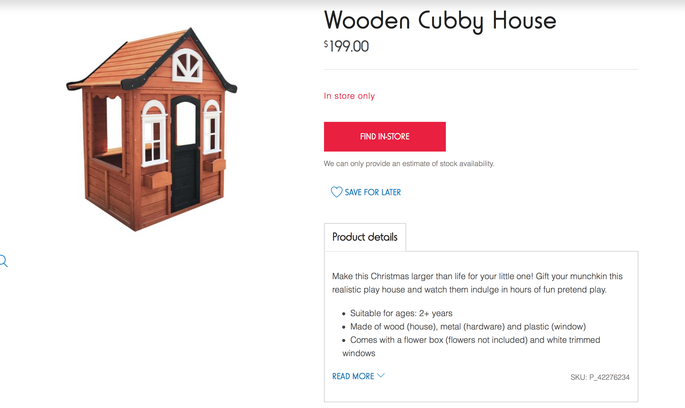 The Kmart cubby house hack taking over Instagram - and