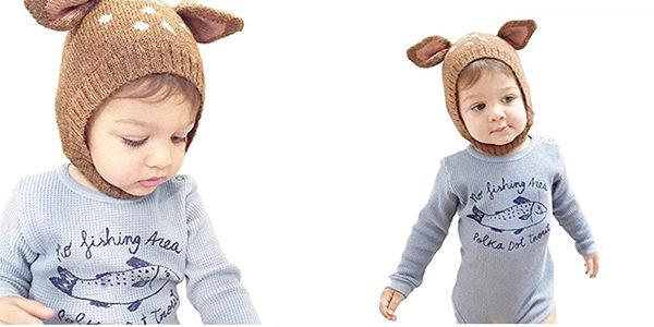Misaky Baby Deer Cap