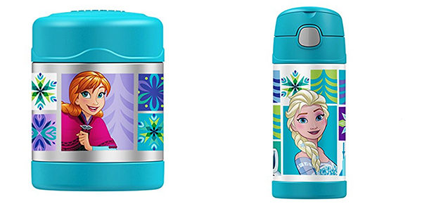 Frozen thermos