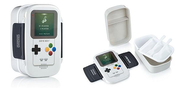 Game Boy Bento Box