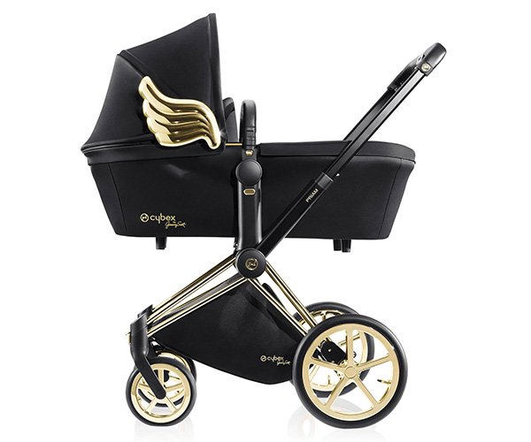 Cybex by Jeremy Scott Pram