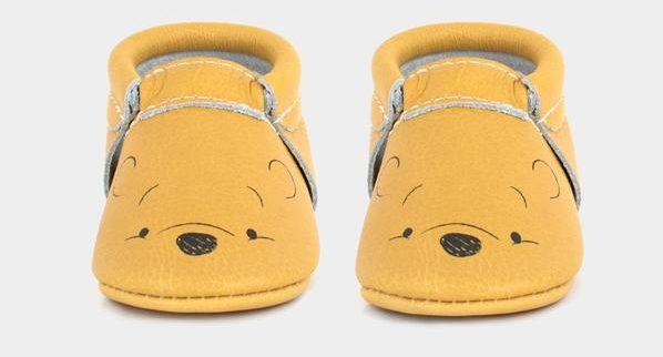 Winnie the Pooh Moccasins