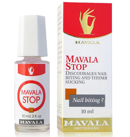Mavala Stop Nail Biting - nail polish for thumb sucking