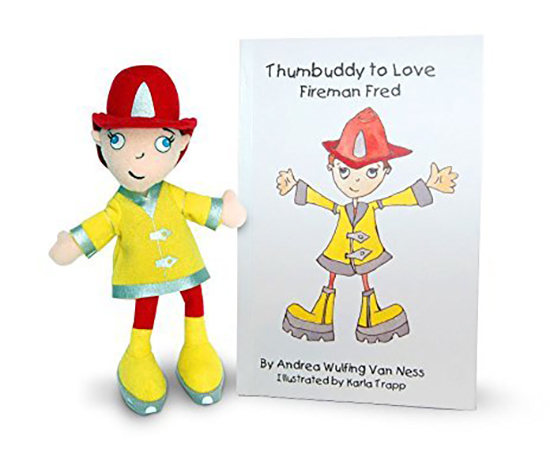 Thumb Buddy To Love - thumb sucking book
