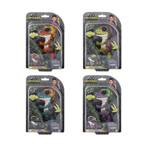 dinos in packaging
