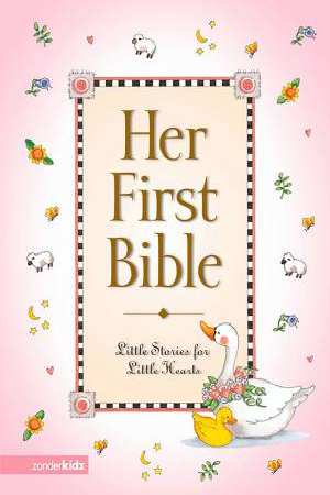 Her First Bible by Melody Carson