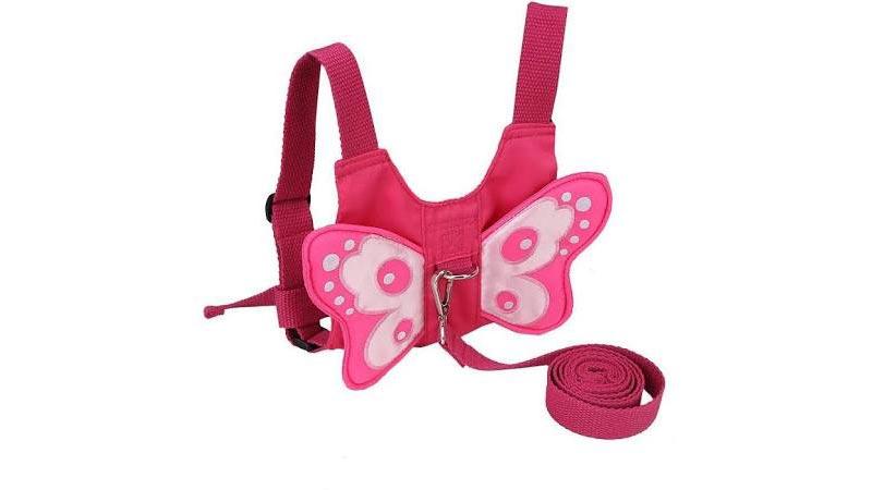 Butterfly harness