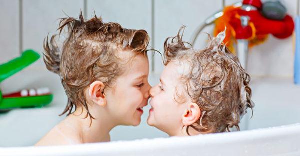 kids bath