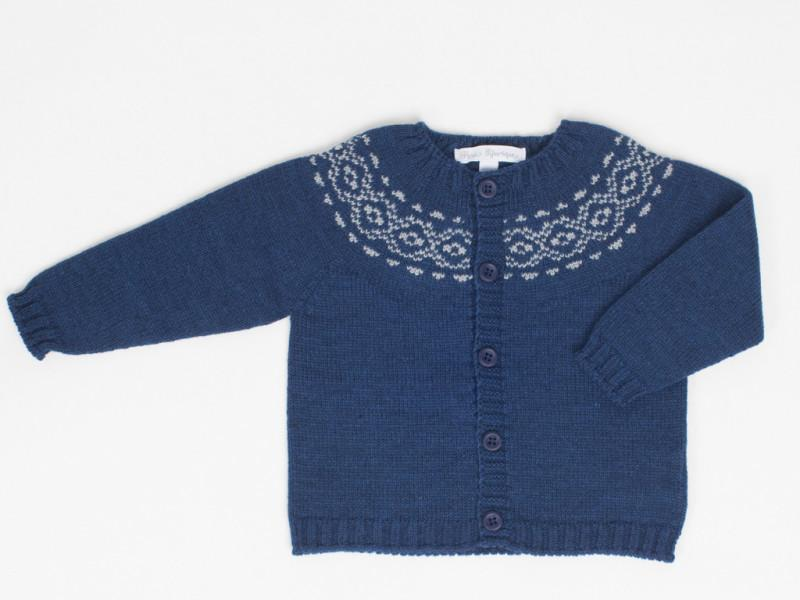 Fina Ejerique Royal Cardigan