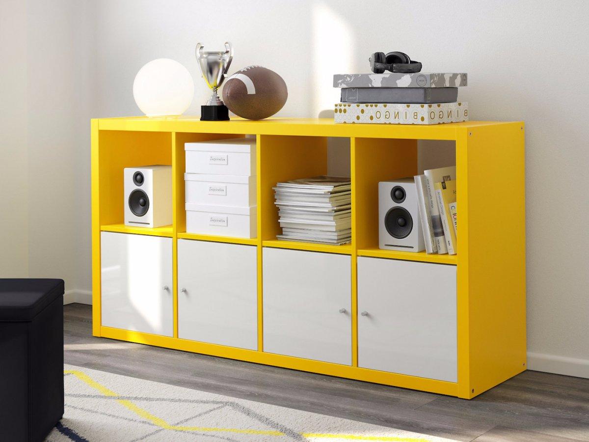 Kallax shelving IKEA